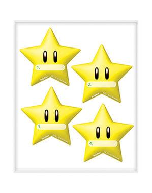 Gioco per festa di bambini di Super Mario Bros