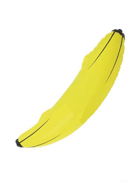 Banana hinchable