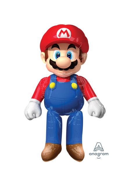 Méga kit ballon Super Mario Bros