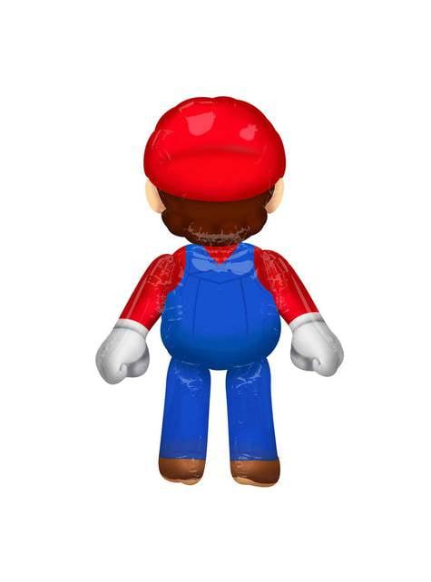 Mega globo de Super Mario Bros - para tus fiestas