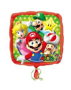 Decoración Super Mario Bros Para Tu Fiesta O Cumpleaños Funidelia