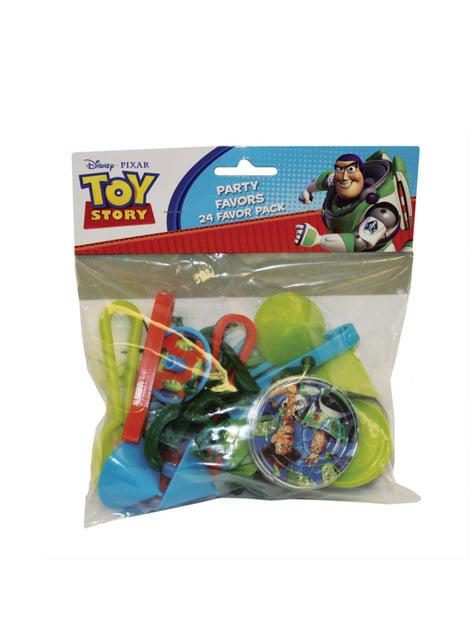 Set de juguetitos de Toy Story