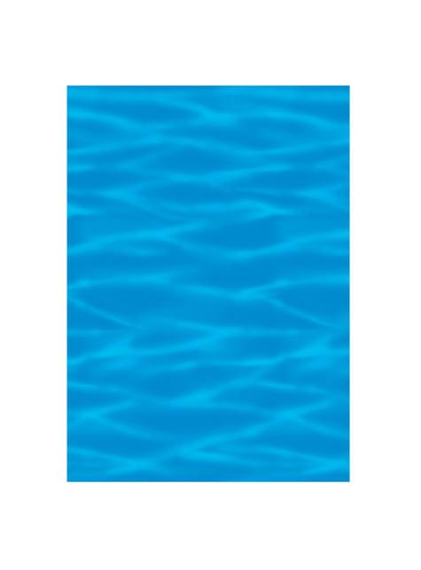 Rollo para pared decorativo hawai agua