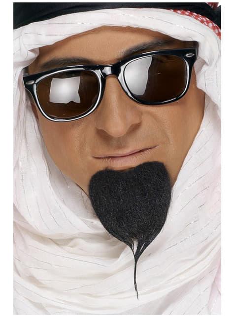 Barbe cheikh  arabe