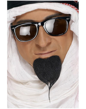 Barbe cheikh  arabe