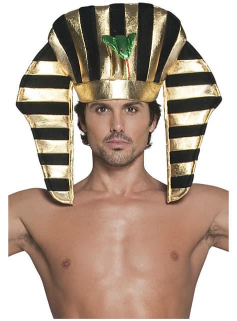 Adorno para a cabeça de faraó