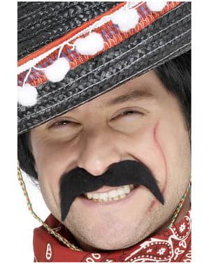 Mexikcansk bandit overskæg