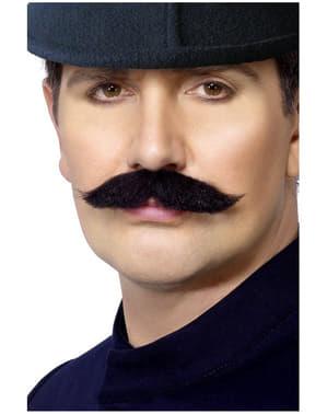 Moustache de londonien