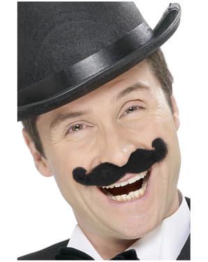 Moustache de music hall
