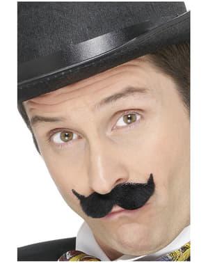Forscher Schnurrbart