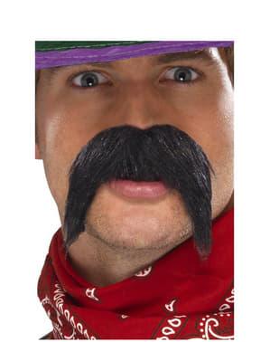 Moustache de ricain
