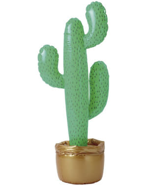 Oppustelig kaktus
