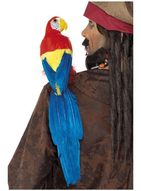 Viacfarebný papagáj