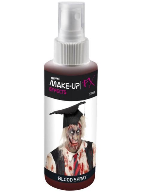Spray de sangre