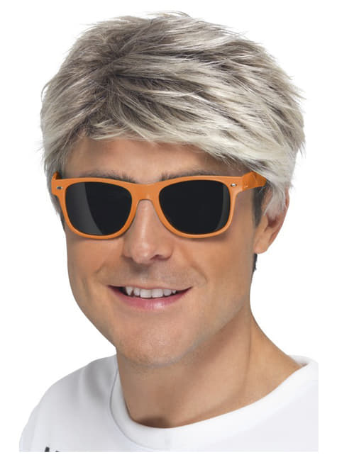 Okulary neonowe