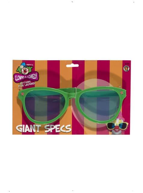 Óculos de sol brilhantes
