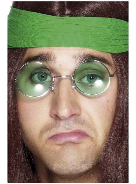 70年代ヒッピーメガネ