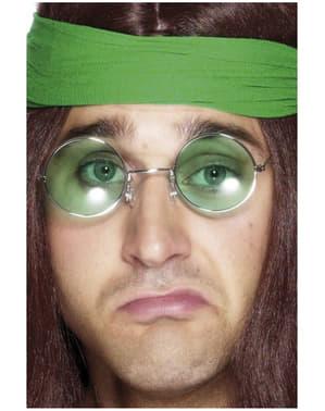 Jaren 70 Hippie bril