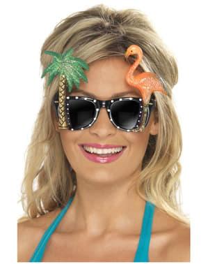 Occhiali hawaiani