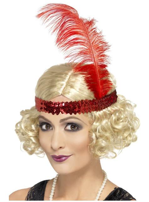 Charleston Blonde Wig