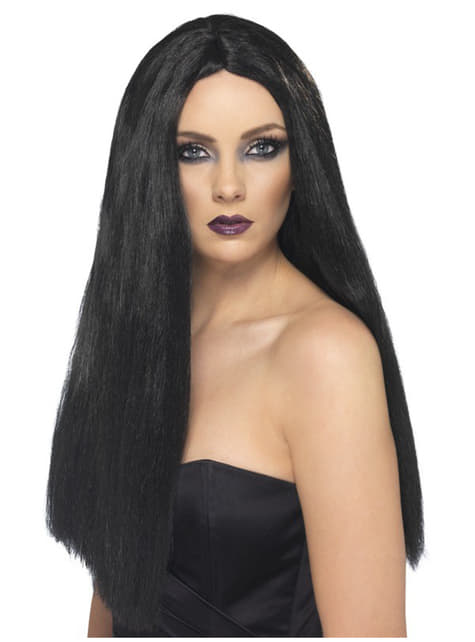 Long-Hair Witch Wig