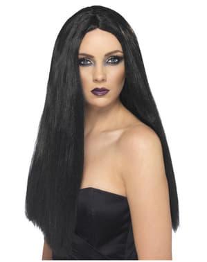 長髪の魔女かつら