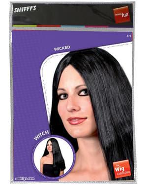 Перука відьма довгого волосся