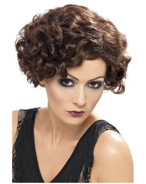Coquette Brown Wig