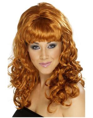 Beehive Beauty Auburn Wig
