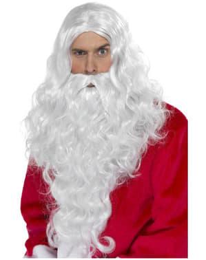 Santa Long Wig