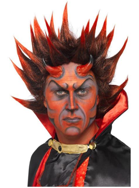 Пънкарска дяволска перука