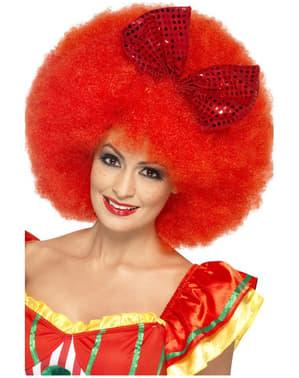 Grosse perruque de clown