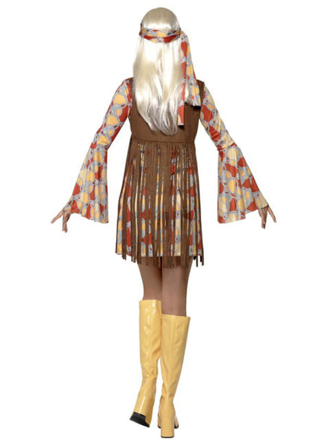60's kostuum voor vrouwen