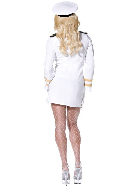Déguisement d'officier de Top Gun pour femme