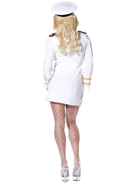 Womens Top Gun Officer Costume
