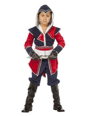Disfraz de Guerrero Kane para niño