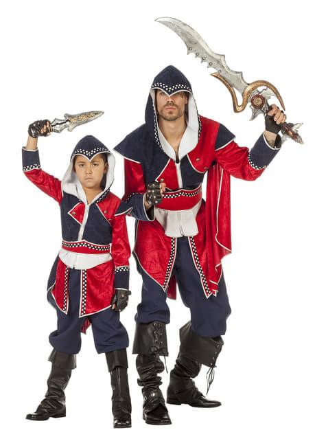 Disfraz de Guerrero Kane para niño - infantil