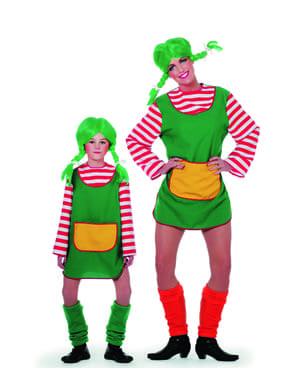 Весела руда костюм для дівчаток