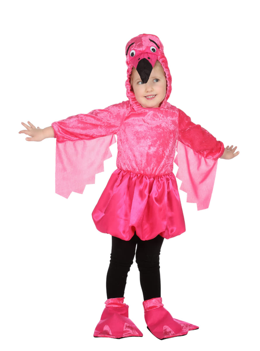 Flamingo costume for girls  sc 1 st  Funidelia & Flamingo costume for girls. The coolest | Funidelia