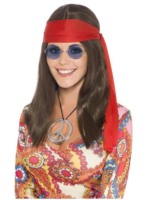 Zestaw dziewczyna hippie
