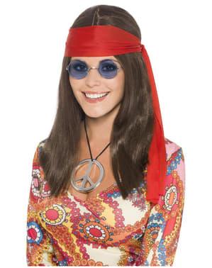 Set hippie chick