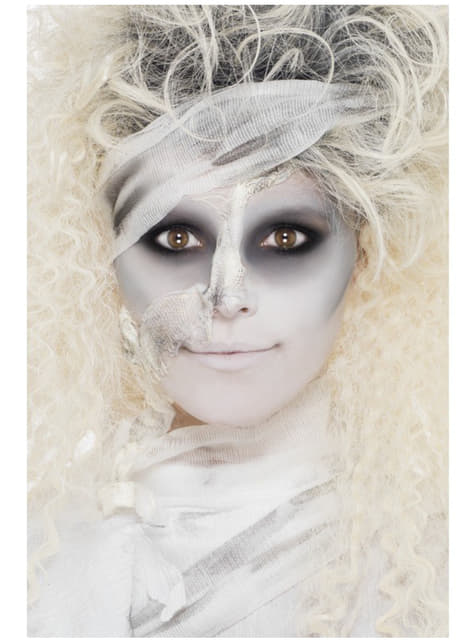 Kit de maquillaje de momia - para tu disfraz