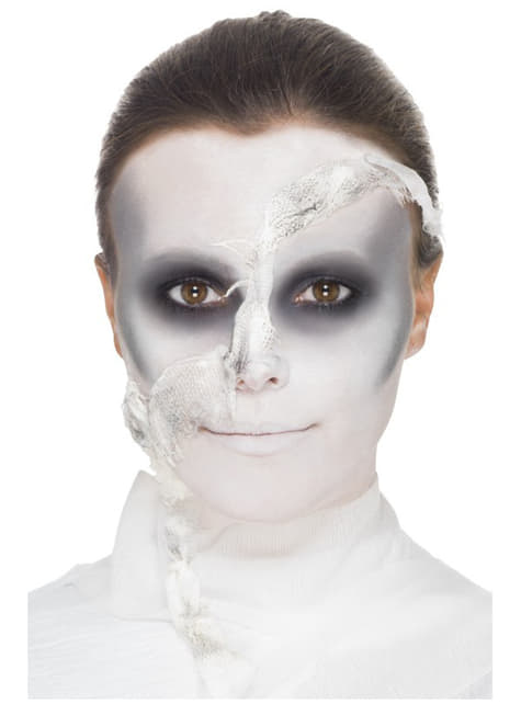 Kit de maquilhagem de múmia
