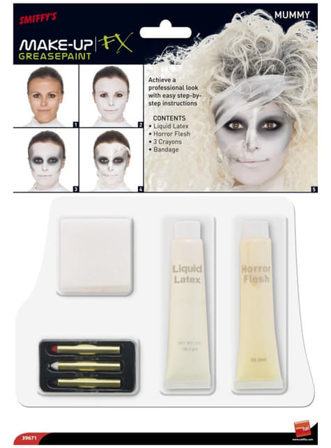 Mama make-up kit