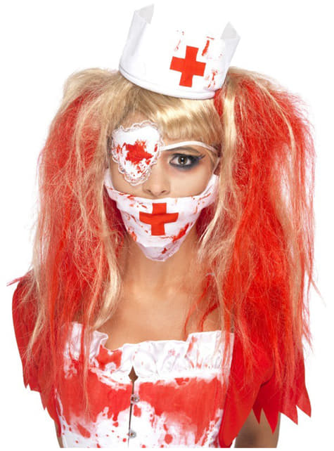 Blodig Sykepleier Sett