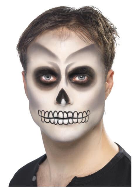 Set de maquillaje de esqueleto - barato