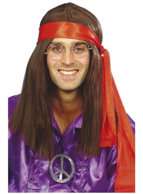 Sada pánských doplňků hippie