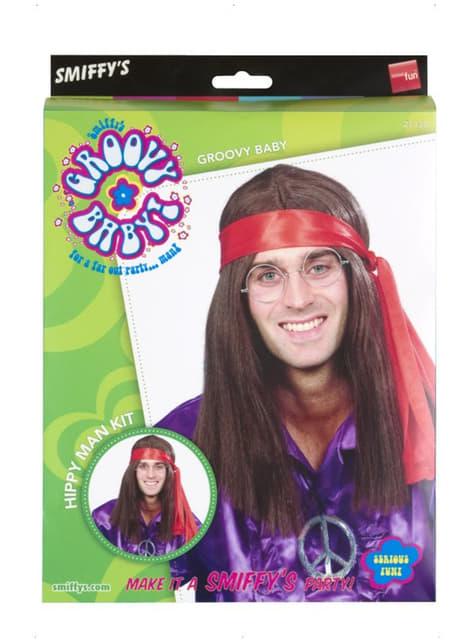 Hippie Sett Mann