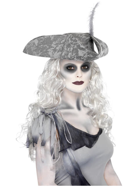 Conjunto de maquilhagem de barco fantasma