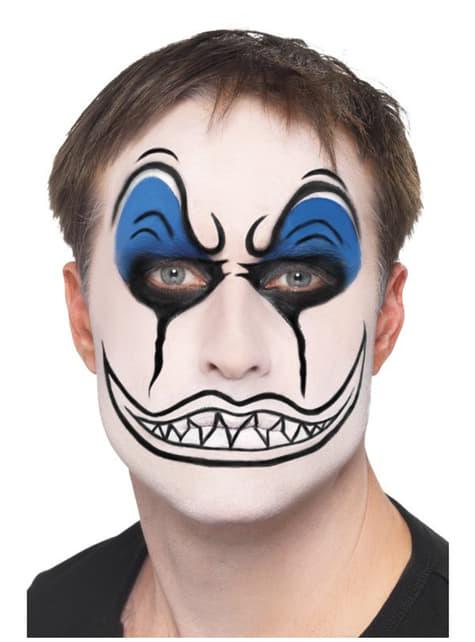 Set de maquillaje de payaso - Halloween